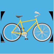 エアロバイクの時間活用法イメージ