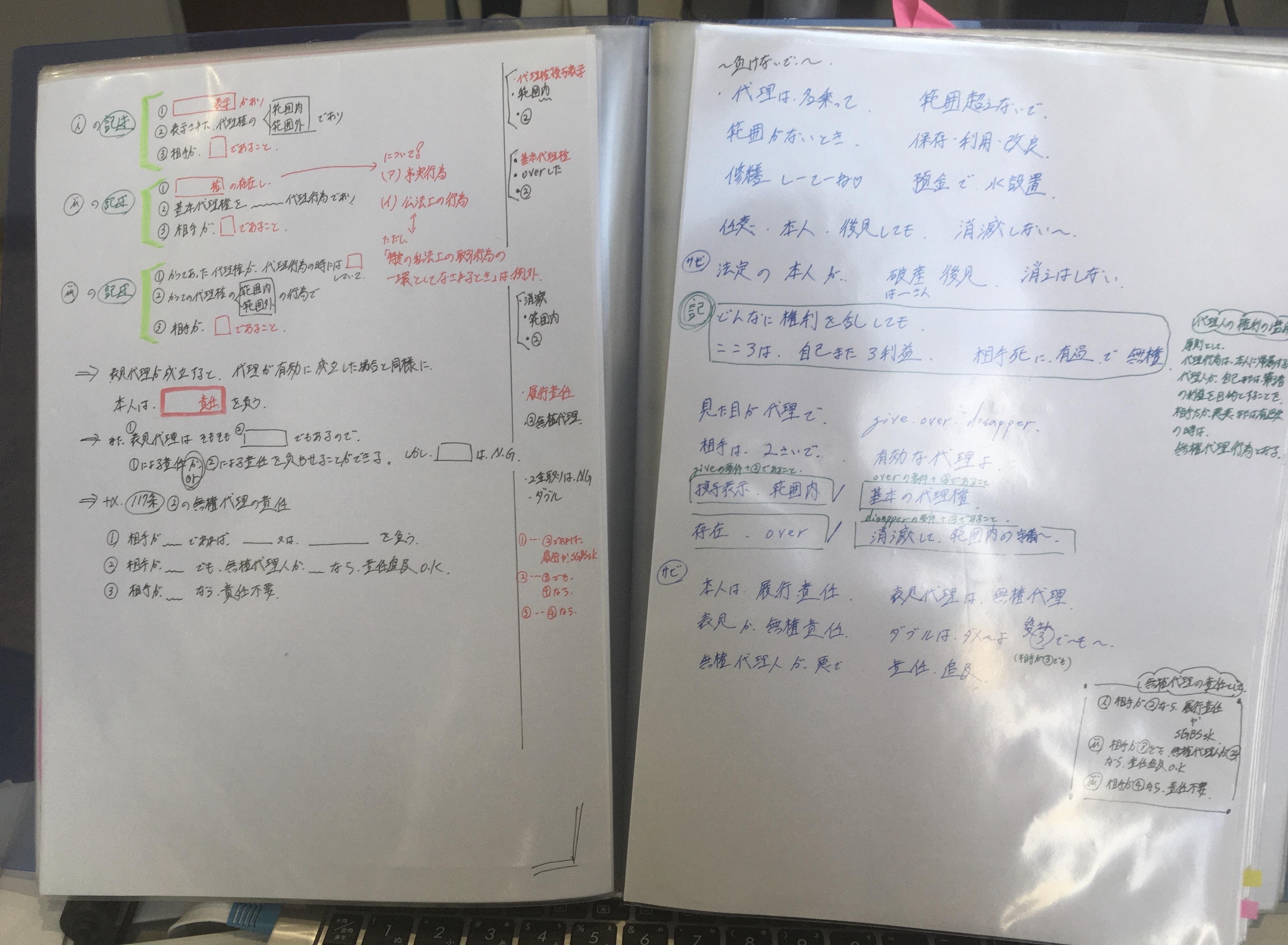 勉強ノート優秀賞3